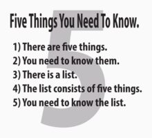 Five Things You Need To Know. Kids Clothes