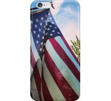 Home of the Brave iPhone Case/Skin