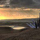 Sunrise Over Omaha (1) by Larry Lingard-Davis