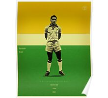 Garrincha Poster