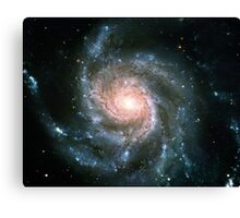 Whirlpool Galaxy Original | Fresh Universe Canvas Print