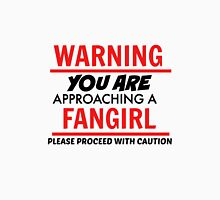 Warning Fangirl T-Shirt Women's Relaxed Fit T-Shirt