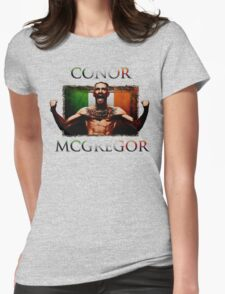 Conor - McGregor Irish Legend of the UFC Womens Fitted T-Shirt