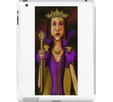 Consort the Younger iPad Case/Skin