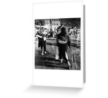 Argentine Tango Greeting Card