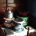 Cooking Stove by ienemien