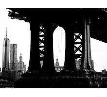 Under the Manhattan Photographic Print