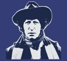 The Fourth Doctor by Towerjunkie
