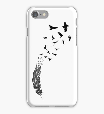 Be Free iPhone Case/Skin