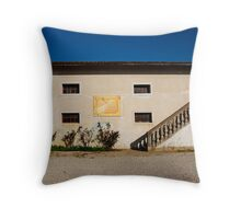 Friulian Farming Culture Museum Throw Pillow