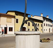 Horizontal Sundial in Aiello by jojobob