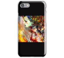 fading away iPhone Case/Skin
