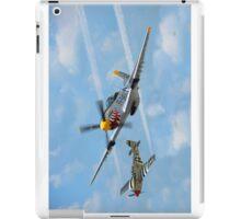 P51 MUSTANG iPad Case/Skin