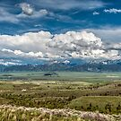 Rocky Mountains by Nuttee Ratanapiseth
