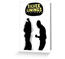 Silver Linings Playbook Greeting Card