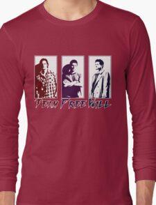 Supernatural Team Free Will T-Shirt