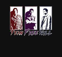 Supernatural Team Free Will Unisex T-Shirt
