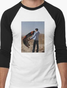 Wind @ Aït-Ben-Haddou / آيت بن حدّو Men's Baseball ¾ T-Shirt