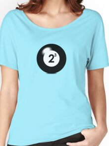 Eight Ball Women's Relaxed Fit T-Shirt