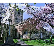 St Mary the Virgin Photographic Print