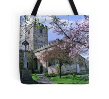 St Mary the Virgin Tote Bag