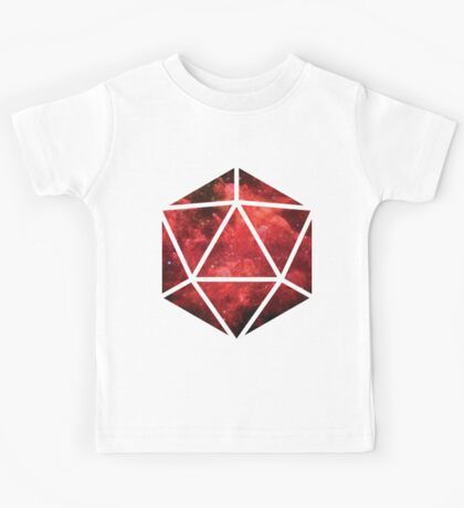 D20 Broken Sight Kids Tee