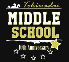 Tokiwadai Middle School by TheAlmightyLPZ