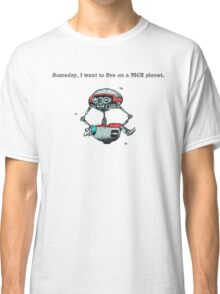 The Cutest Robot Ever Classic T-Shirt