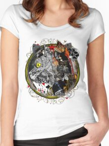 The Master & Margarita Women's Fitted Scoop T-Shirt