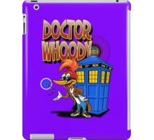 DOCTOR WHOODY iPad Case/Skin