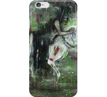 4 horsemen - PESTILENCE iPhone Case/Skin