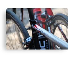 Taylor Phinney's Bike at 2013 Paris Roubaix Metal Print