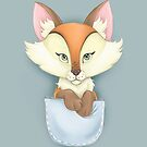 Pocket Fox by Katie Corrigan