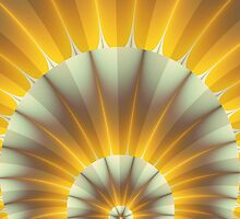 Fractal Sun by KittyBitty1