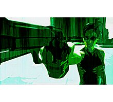 The Matrix: Dodge This Print Photographic Print