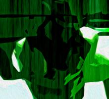 The Matrix: Dodge This Print Sticker