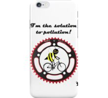 Solution 2 Pollution iPhone Case/Skin