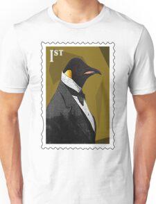 Old Timey Penguin Unisex T-Shirt