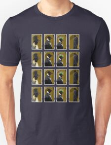 Penguin Stamps T-Shirt