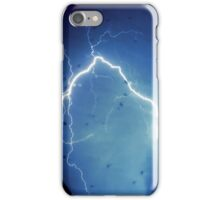 Lightning Strike. iPhone Case/Skin