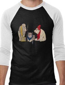 Underground Zoo Men's Baseball ¾ T-Shirt