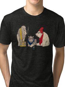 Underground Zoo Tri-blend T-Shirt