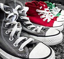 Converse Row by Gazbadger