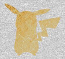 Pikachu Electric Bolts Design by EMS UK