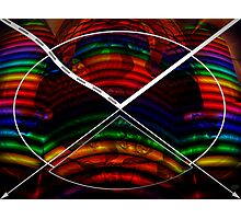 Colorful Bows Photographic Print