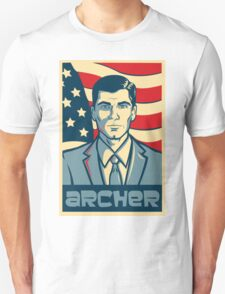 american archer red white and blue T-Shirt