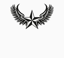 NAUTICAL STAR - Wings - Protection & Guidance SAILORS & TRAVELERS T-Shirt