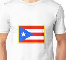 Puerto Rico Flag Unisex T-Shirt