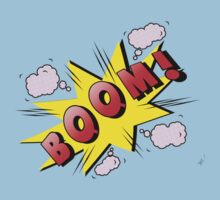 boom Kids Tee
