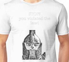STOP!! Unisex T-Shirt